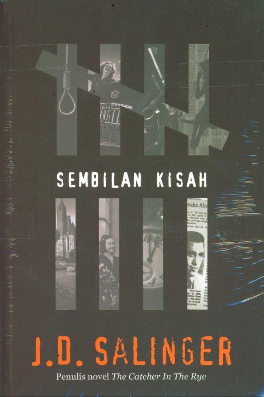 Cover Buku Sembilan Kisah