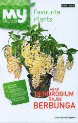 Agar Dendrobium Rajin Berbunga