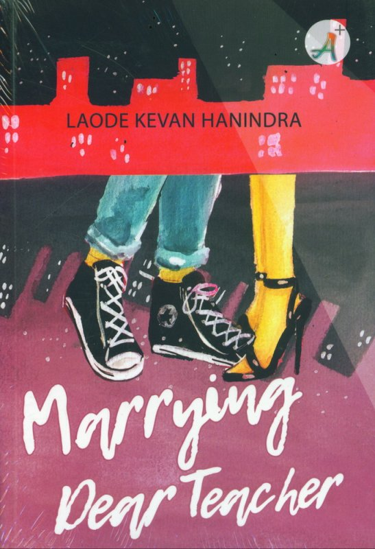 Cover Buku Marrying Dear Teacher (reguler)