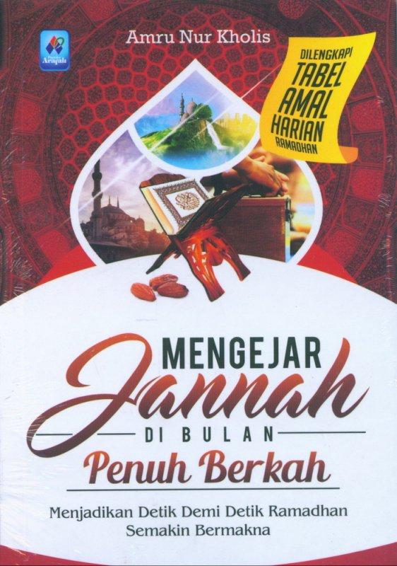 Cover Buku Mengejar Jannah di Bulan Penuh Berkah