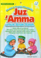 Juz Amma Untuk Anak Saleh (Ring Flash Card)