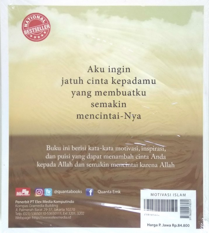 Buku Mencintai Karena Allah Toko Buku Online Bukukita