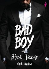 Bad Boy In Black Tuxedo [Edisi TTD + Pouch Serut]
