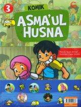 Komik Asmaul Husna #2