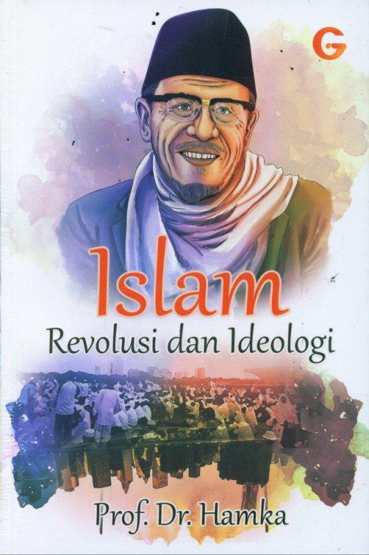 Cover Buku Islam Revolusi dan Ideologi