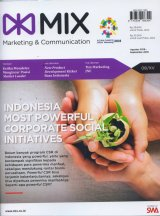 Majalah MIX Marketing Communications Edisi Agutus - September 2018