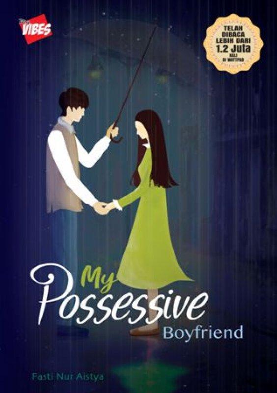 Cover Buku My Possessive Boyfriend