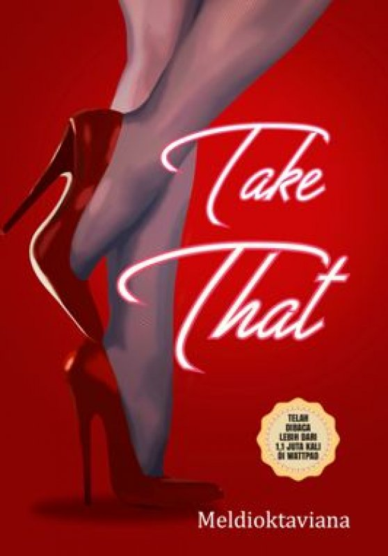 Cover Buku Take That