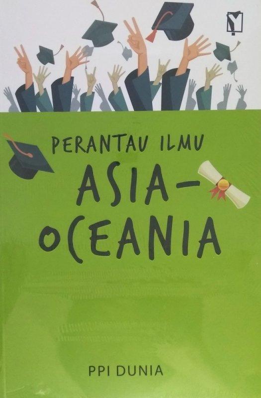 Cover Buku Perantau Ilmu Asia-Oceania