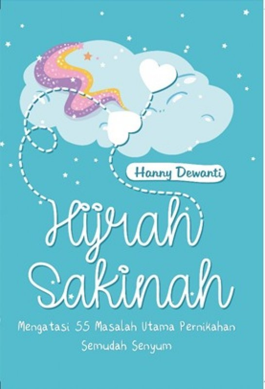 Cover Buku Hijrah Sakinah