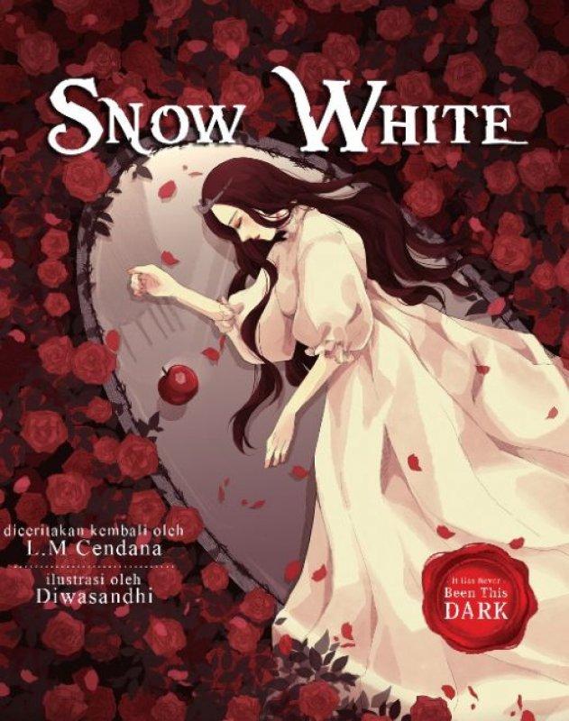 Cover Buku Snow White
