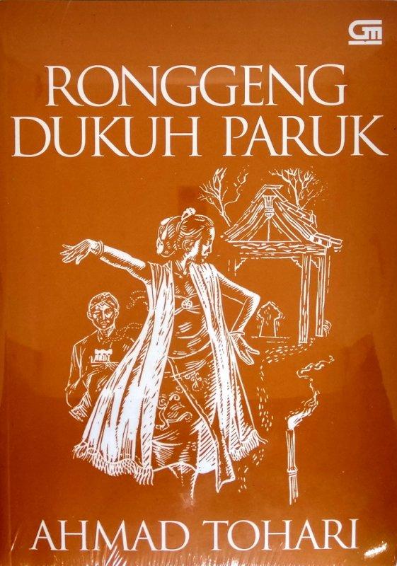 Cover Buku Ronggeng Dukuh Paruk (cover baru 2018)