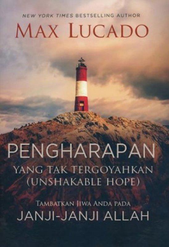 Cover Buku Pengharapan yang Tak Tergoyahkan