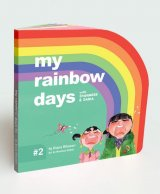 My Rainbow Days With Shahmeer & Daria #2 (Board book)