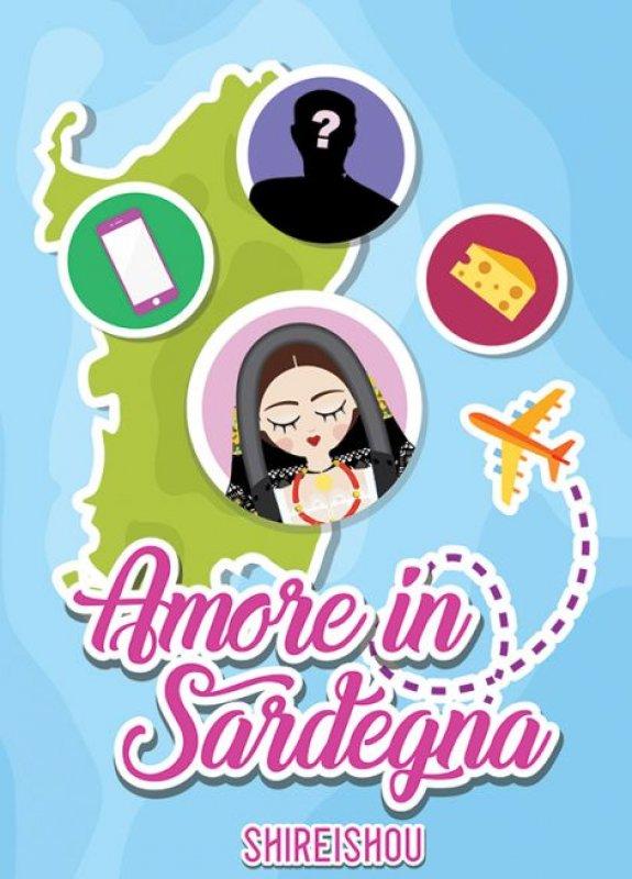 Cover Buku Amore In Sardegna [Edisi TTD + Bonus: Pin Casu Marzu]