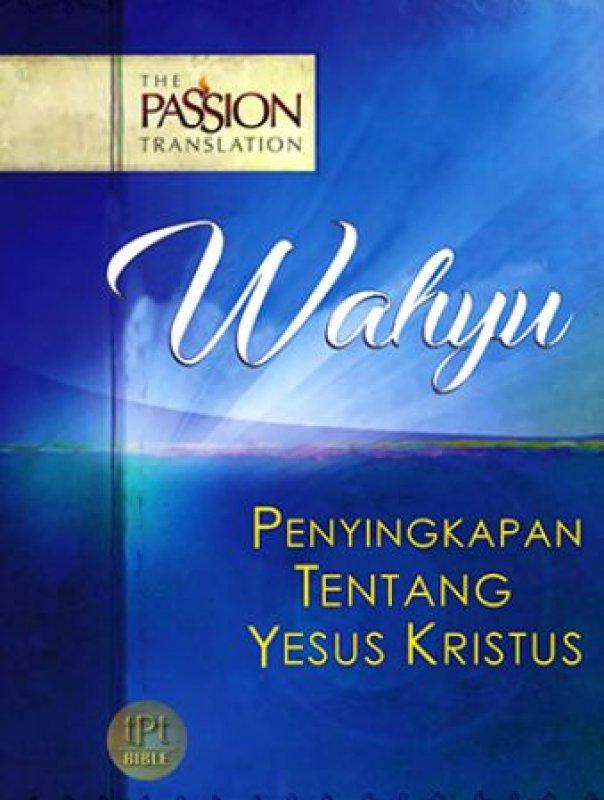 Cover Buku Wahyu - Penyingkapan Tentang Yesus Kristus