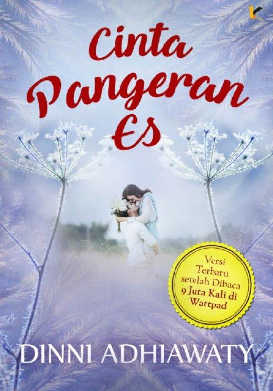 Cover Buku Cinta Pangeran Es (Cover Baru)