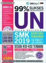 99% SUKSES MENGHADAPI UN SMK 2019 Akuntansi Pemasaran (PLUS CD)