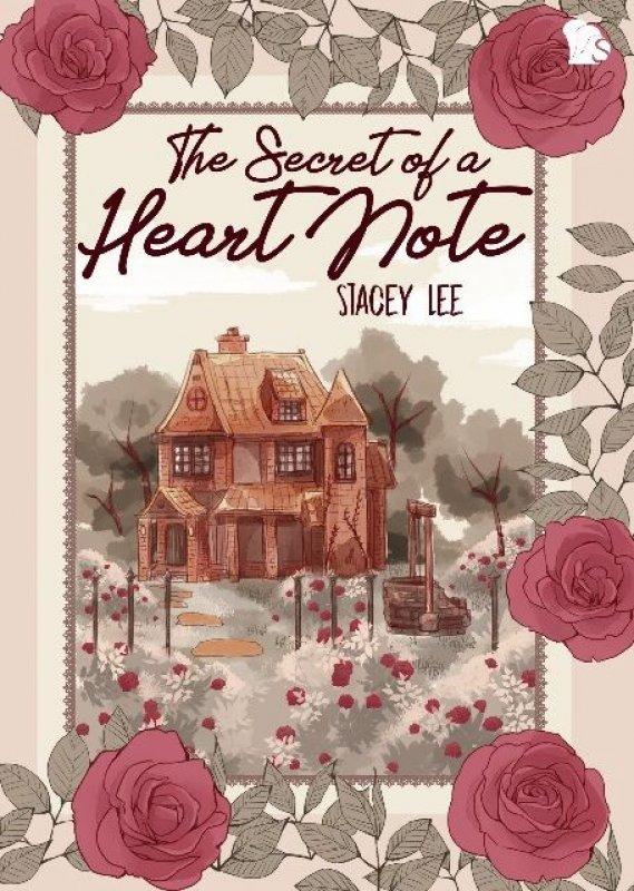 Cover Buku The Secret of A Heart Note [Bonus: sepasang kaus kaki lucu]