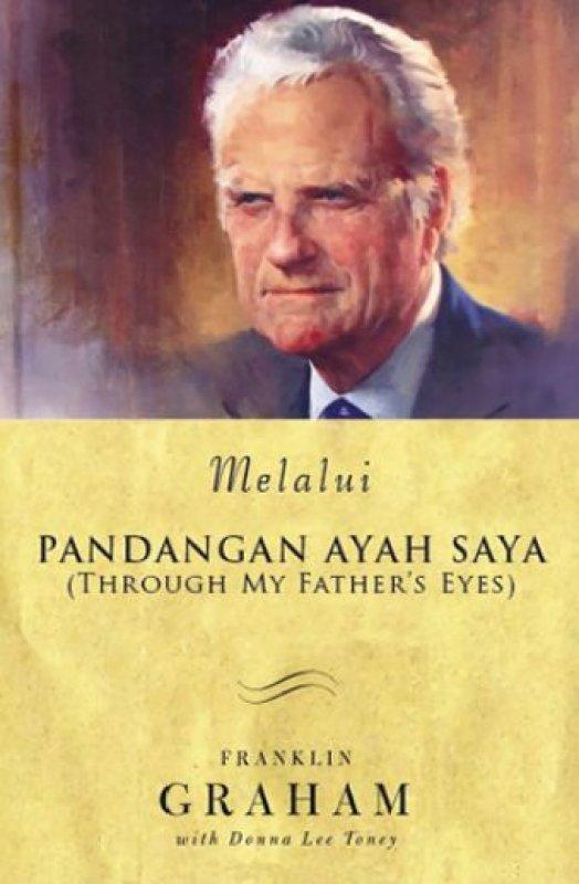 Cover Buku Melalui Pandangan Ayah Saya