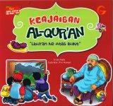 Seri Aku Cinta Al-Quran: Keajaiban Al-Quran - Liburan ke Atas Bukit (full color)