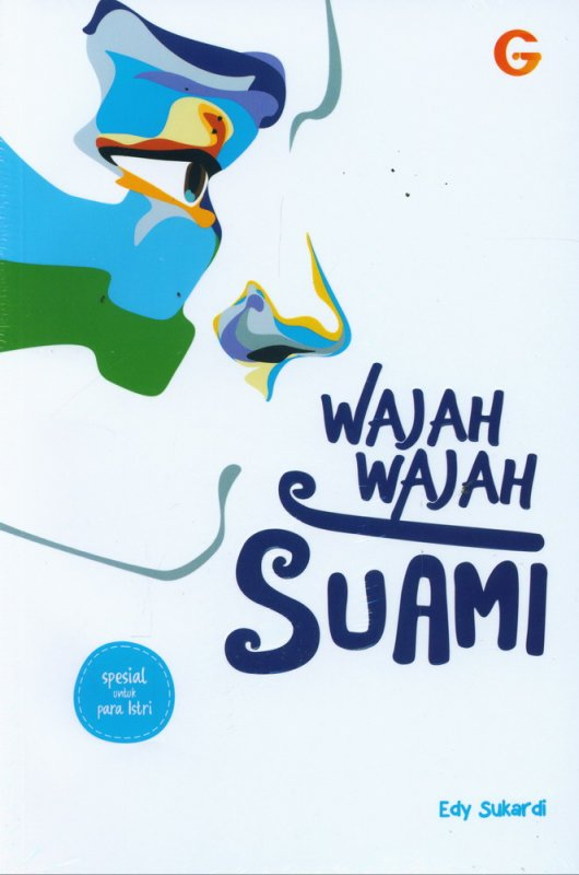 Cover Buku Wajah-Wajah Suami