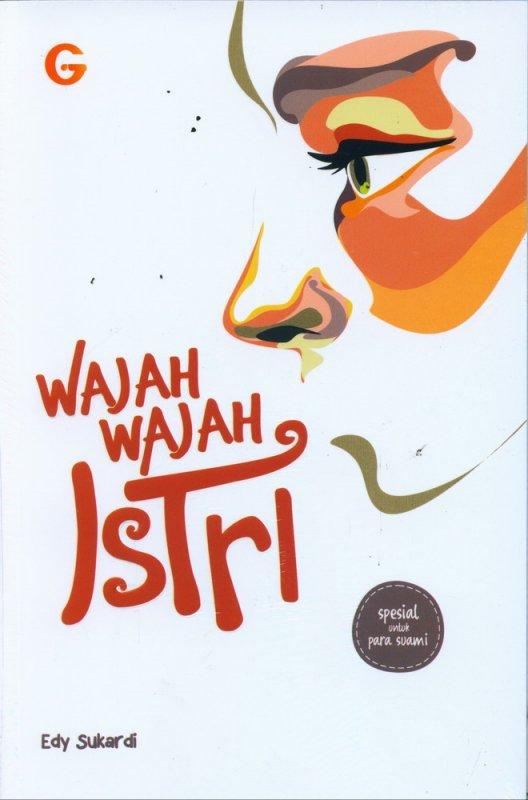 Cover Buku Wajah-Wajah Istri