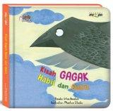 Kisah Gagak Habil dan Qabil (Boardbook)