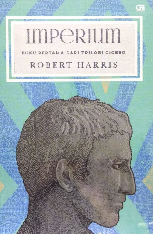 Cover Buku Imperium - Buku Pertama dari Trilogi Cicero
