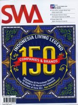 Majalah SWA Sembada No. 19 | 13-26 September 2018