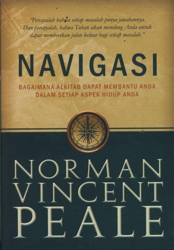 Cover Buku Navigasi (buku murah)