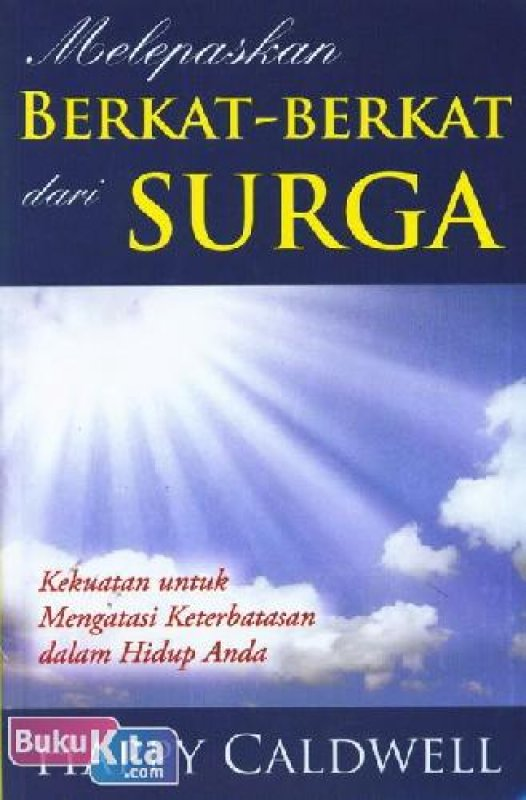Cover Buku Melepaskan Berkat-Berkat dari Surga (buku murah)