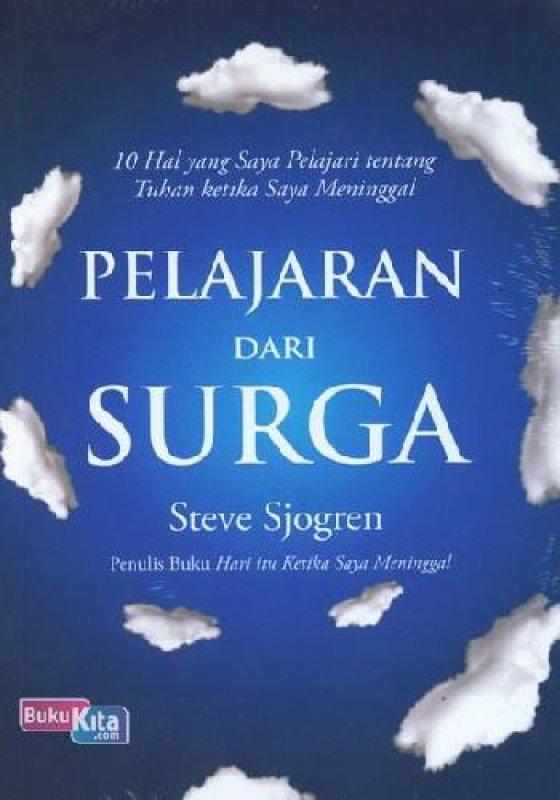 Cover Buku Pelajaran Dari Surga (buku murah)