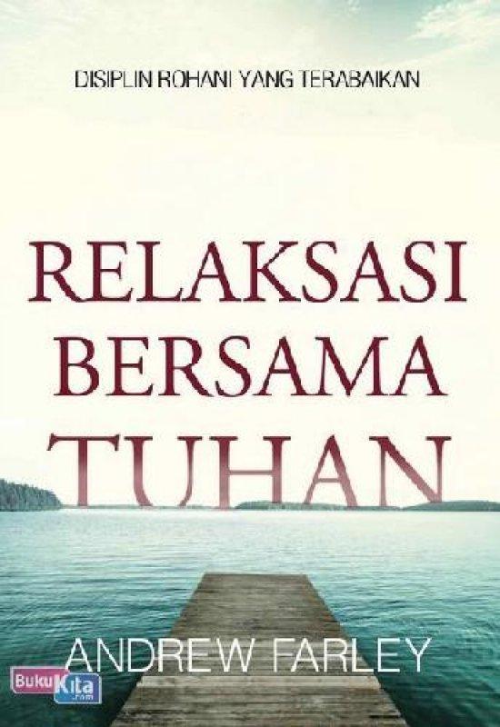 Cover Buku Relaksasi Bersama Tuhan (buku murah)