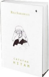 Catatan Hitam - Hard Cover [Bonus: stiker] (Promo Best Book)
