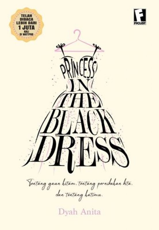 Cover Buku Princess In The Black Dress