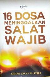 16 Dosa Meninggalkan Salat Wajib