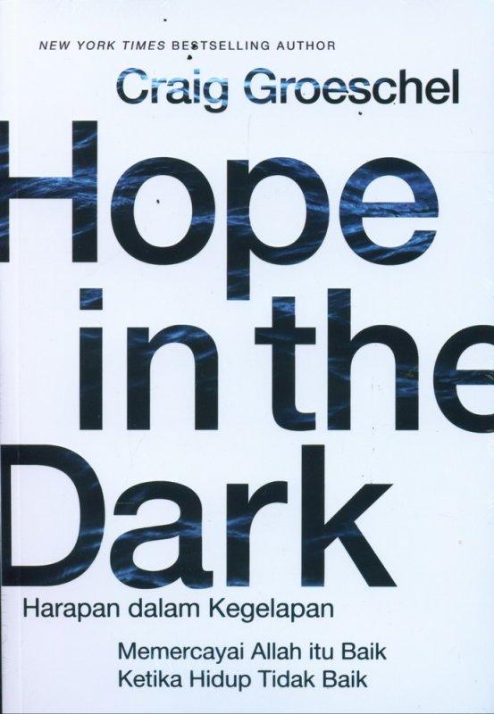 Cover Buku Harapan dalam Kegelapan