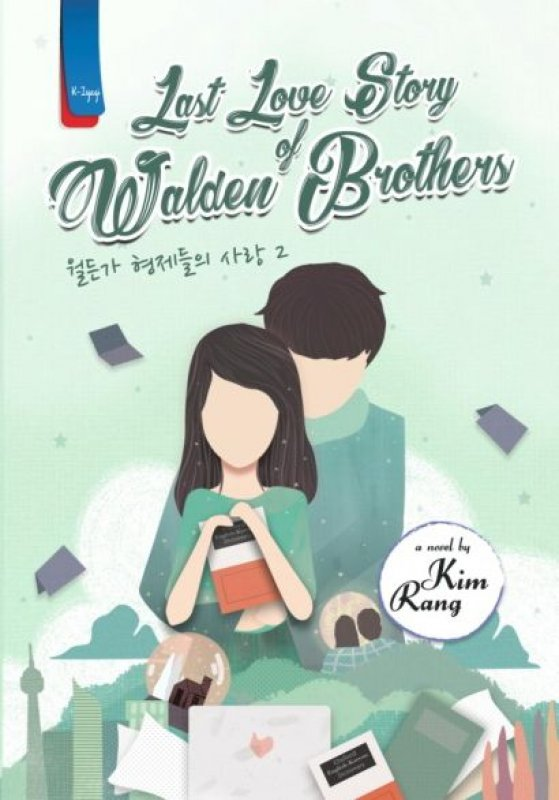 Cover Buku Last Love Story of Walden Brothers