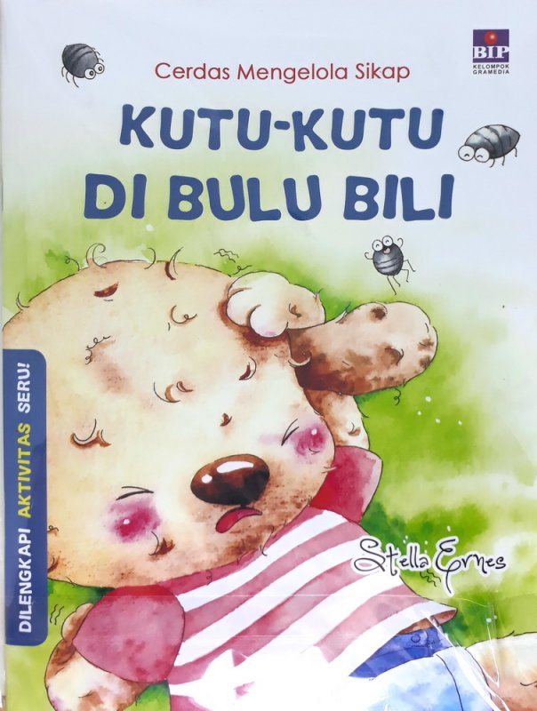 Cover Buku Cerdas Mengelola Sikap: Kutu-Kutu Di Bulu Bili
