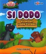 Si Dodo, Komodo yang Cerdas
