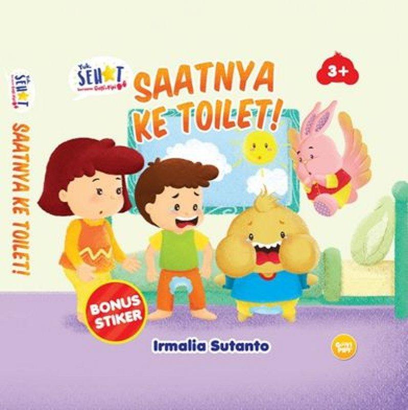 Cover Buku Saatnya ke Toilet