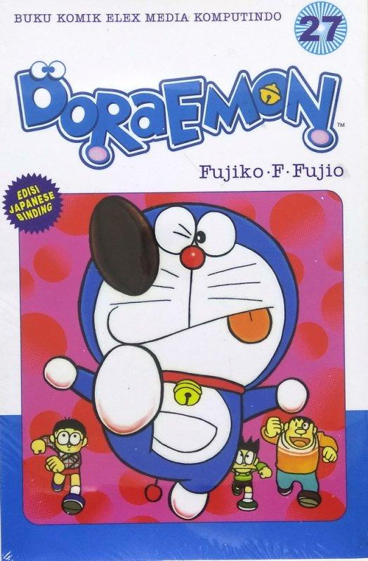 Cover Buku Doraemon 27 (Terbit Ulang)
