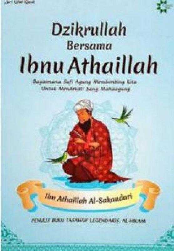 Cover Buku Dzikrullah Bersama Ibnu Athaillah