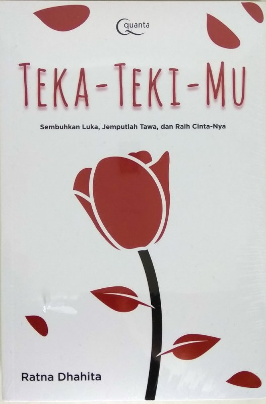 Cover Buku Teka-Teki-Mu
