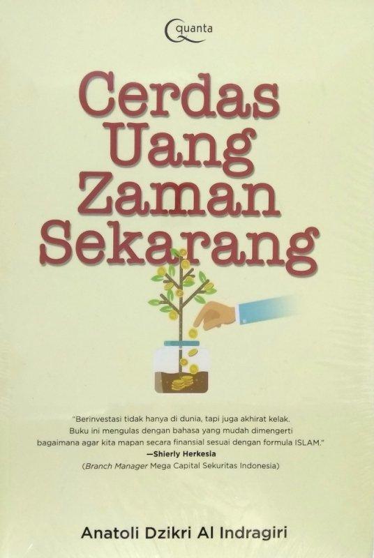 Cover Buku Cerdas Uang Zaman Sekarang
