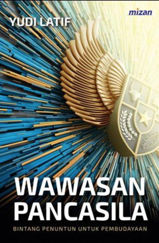 Cover Buku Wawasan Pancasila