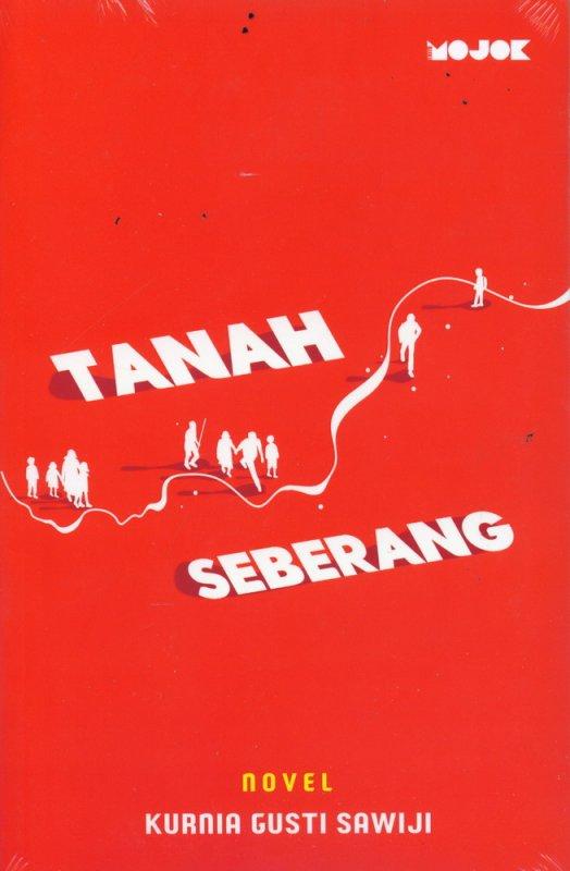 Cover Buku Tanah Seberang