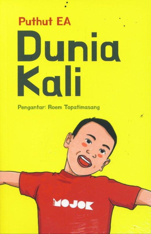 Cover Buku Dunia Kali
