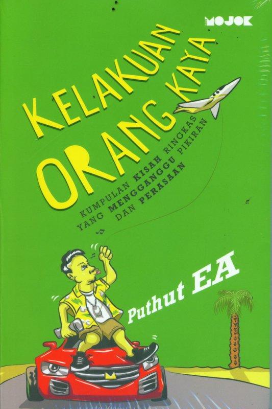 Cover Buku Kelakuan Orang Kaya